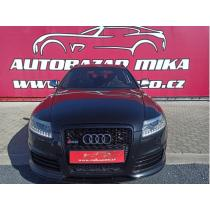 Audi RS6 + 5.0 V10 426kW BLACK EDITION