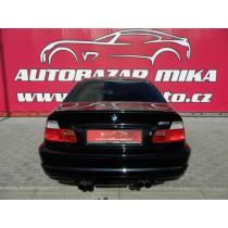 BMW M3 3.2i 252kW 2. MAJITEL