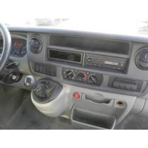Renault Master 2.5 DCi 120, HYDRAULICKÉ ČELO